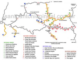 Guia de Turismo Santo Antônio do Pinhal