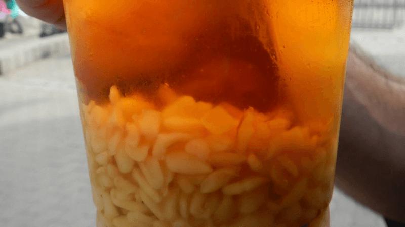 Mote Con Huesillos | Bebida Tradicional do Chile | 1001 Dicas de Viagem