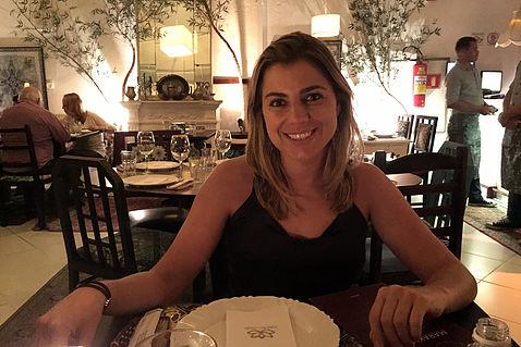 NiKi Verdot no Restaurante Marakuthai.