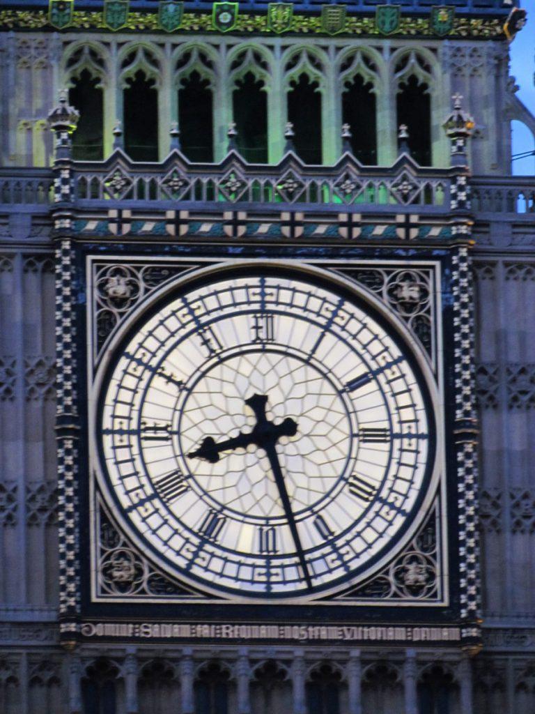 Relógio Big Ben de Londres