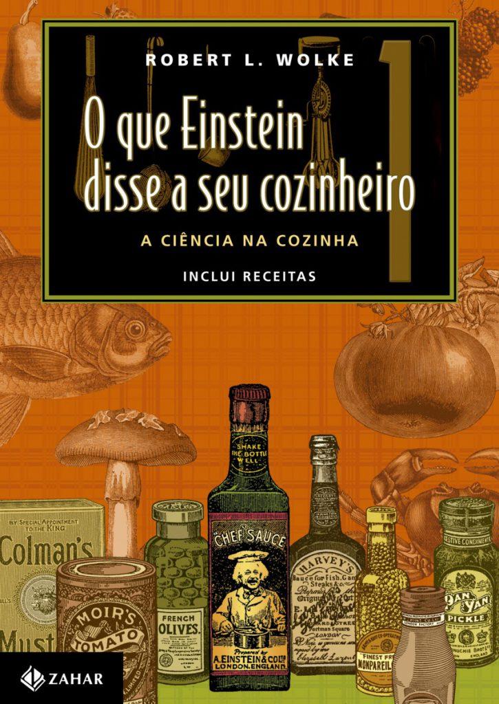 Editora Zahar - Livro de Gastronomia