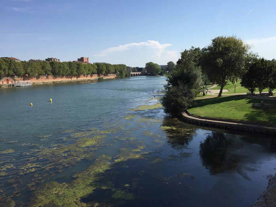 Toulouse e Rio Garrone