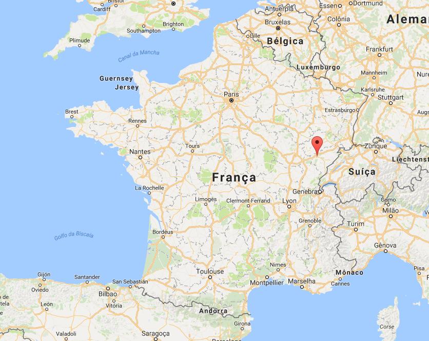 Franche-Comte Besançon