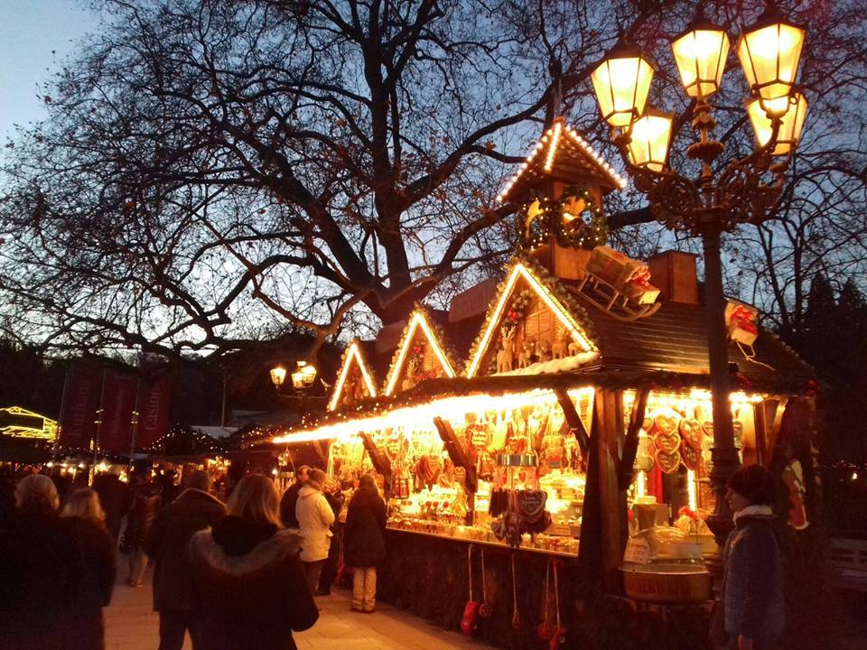 Mercado de Natal Alemanha - Marché de Nöel