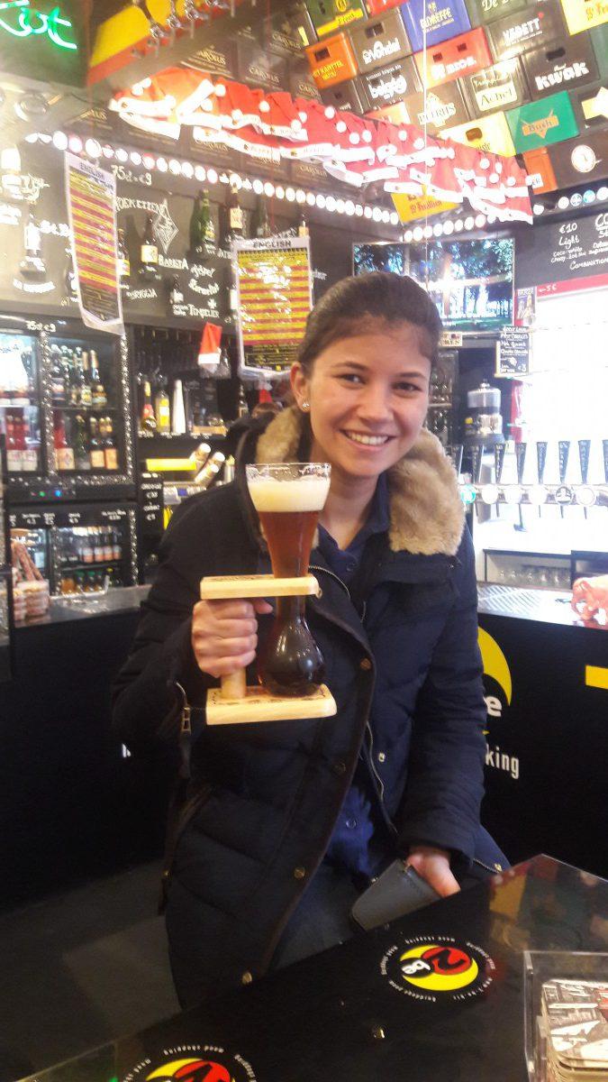 Beer Wall Brugge