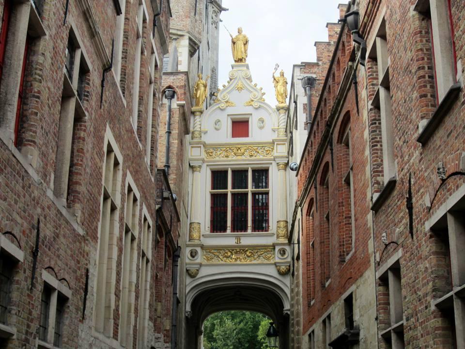 Viela do Burro Cego Bruges