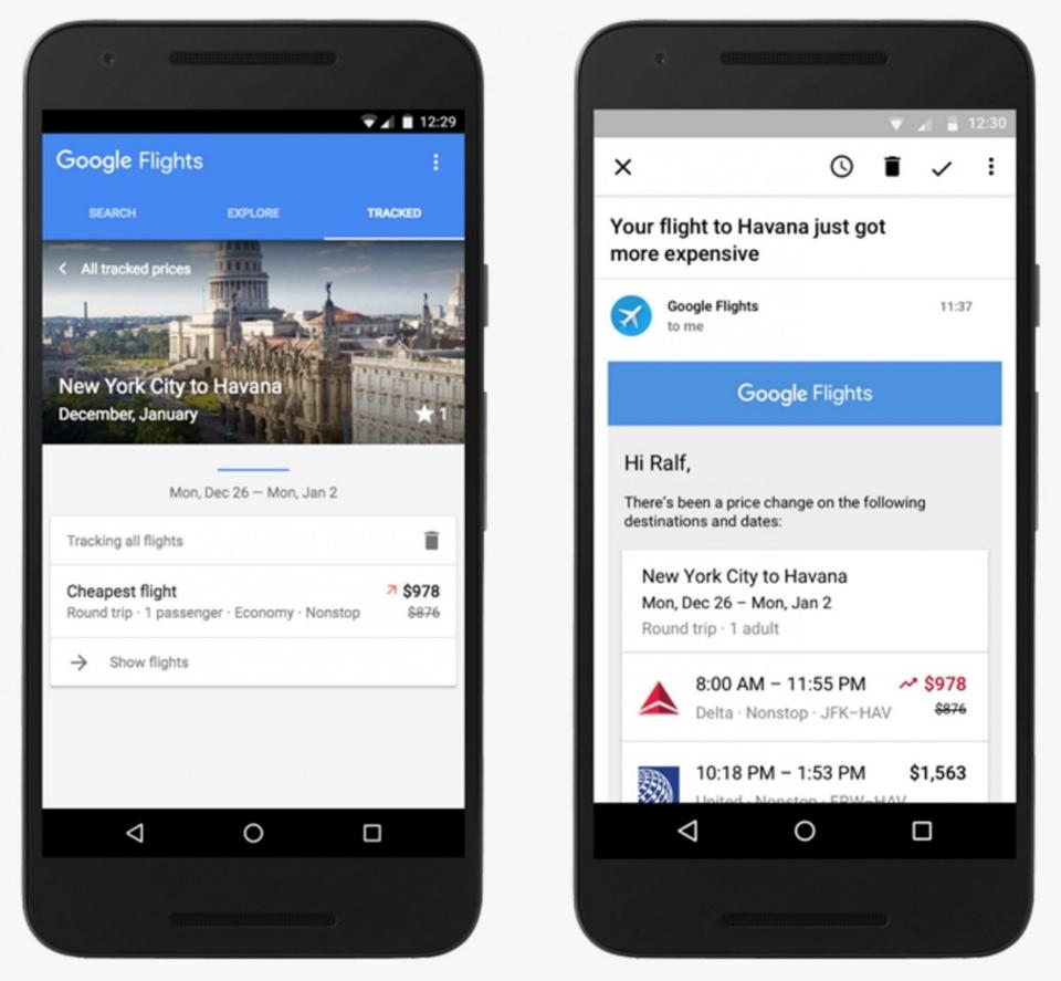 Google Voos Buscador de Passagens Aéreas