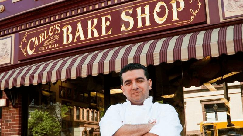 Buddy Valastro Carlo's Bakery at São Paulo | 1001 Dicas de Viagem