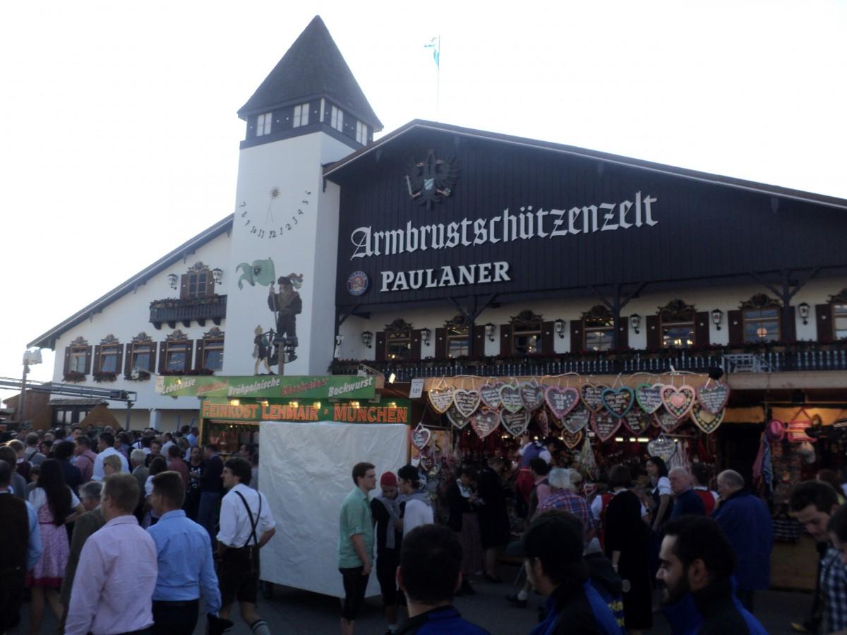 Paulaner in Munich