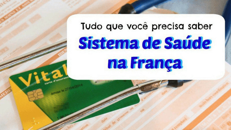 Assurance Maladie en France - Carte Vitale et Sécurité Sociale comme ça marche | 1001 Dicas de Viagem