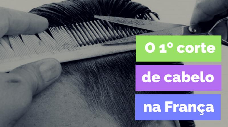 [França] Corte de cabelo na França