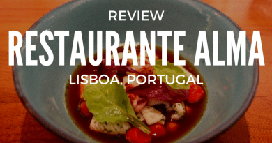 Review Alma in Portugal