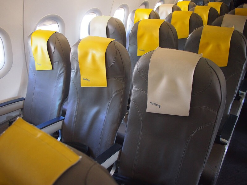 Review da Companhia Aérea Vueling - Low Cost na Europa