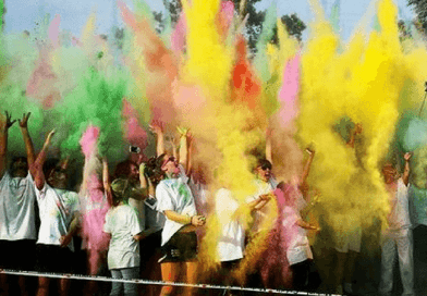 Color Run Dijon