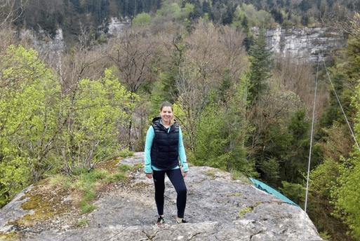 Trekking na França - Ecoturismo na França Cirque de Consolation Bourgogne-Franche-Comté | 1001 Dicas de Viagem