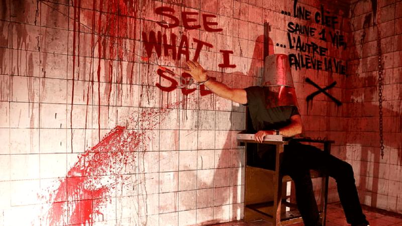 Paris - Escape Room Saw:Game Over | 1001 Dicas de Viagem