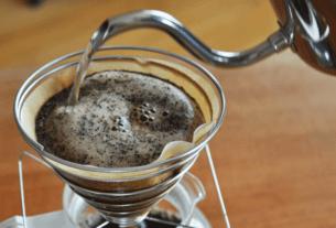 café de filtro como preparar