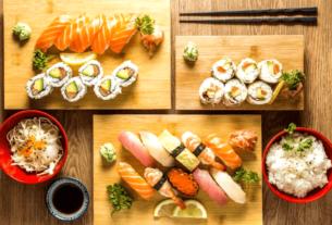 Cuisine japonaise à volonté à Lyon: Sushimasa Lyon | 1001 Dicas de Viagem