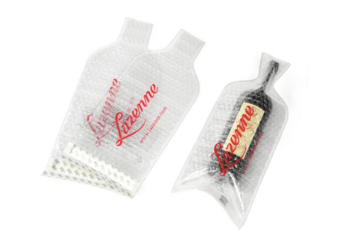 Wineskin Single Bottle Protector Lazenne