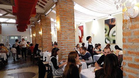 Moema Natural - Buffet Vegetariano. Foto: Divulgação.