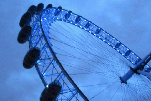 Roda do Milênio - Tickets London Eye | 1001 Dicas de Viagem