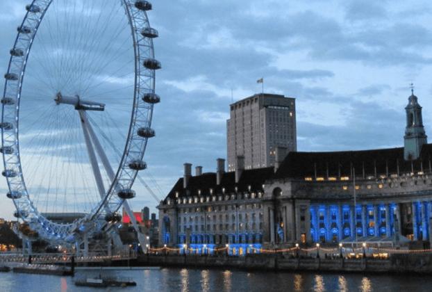 London Eye - A Roda do Milênio - Londres