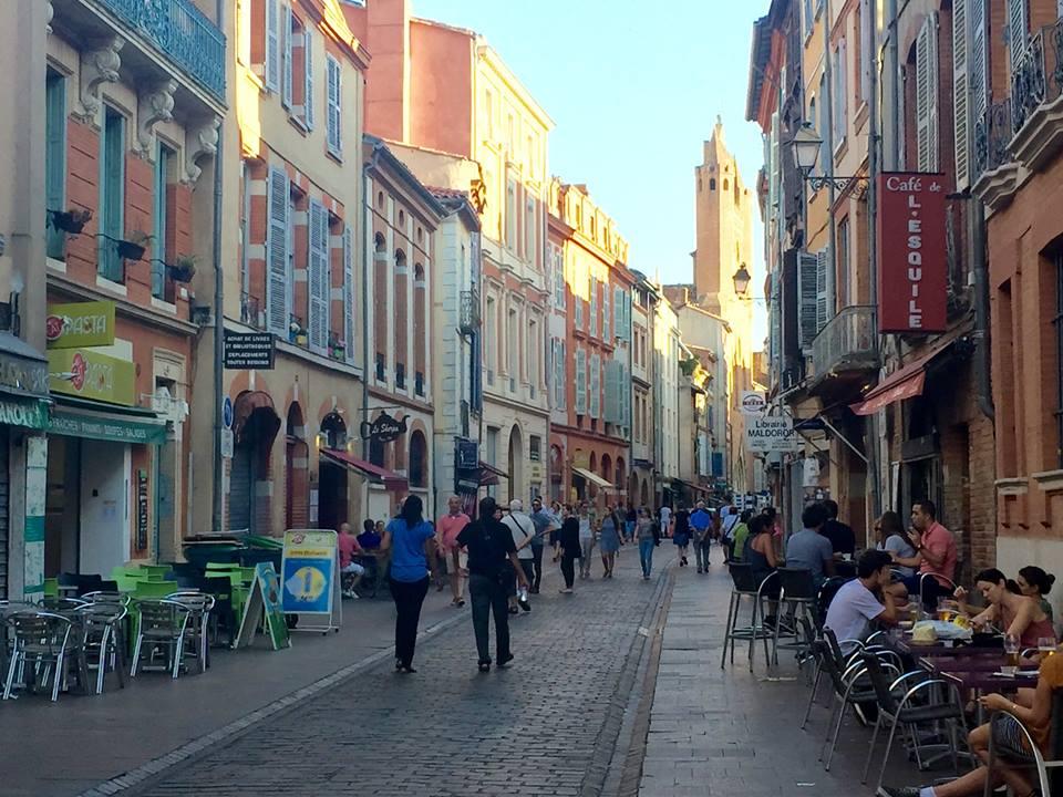 Cidade Rosa - França