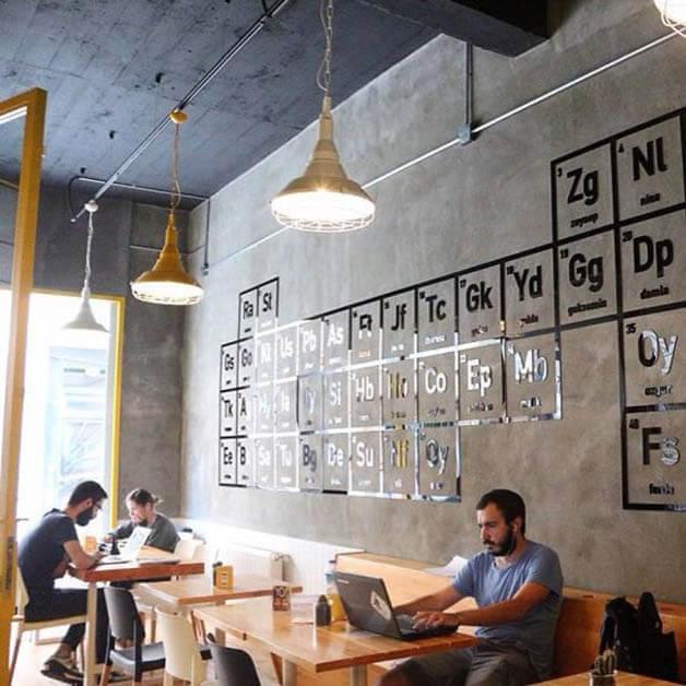Coffee Theme Walter's Coffee Roastery- Café Temático do Breaking Bad | 1001 Dicas de Viagem