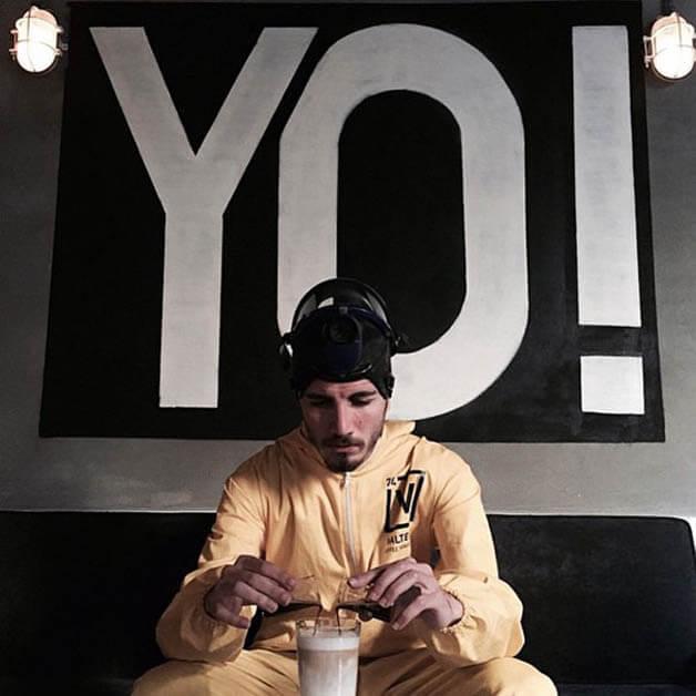 Walter's Coffee Roastery- Café Temático do Breaking Bad | 1001 Dicas de Viagem 7