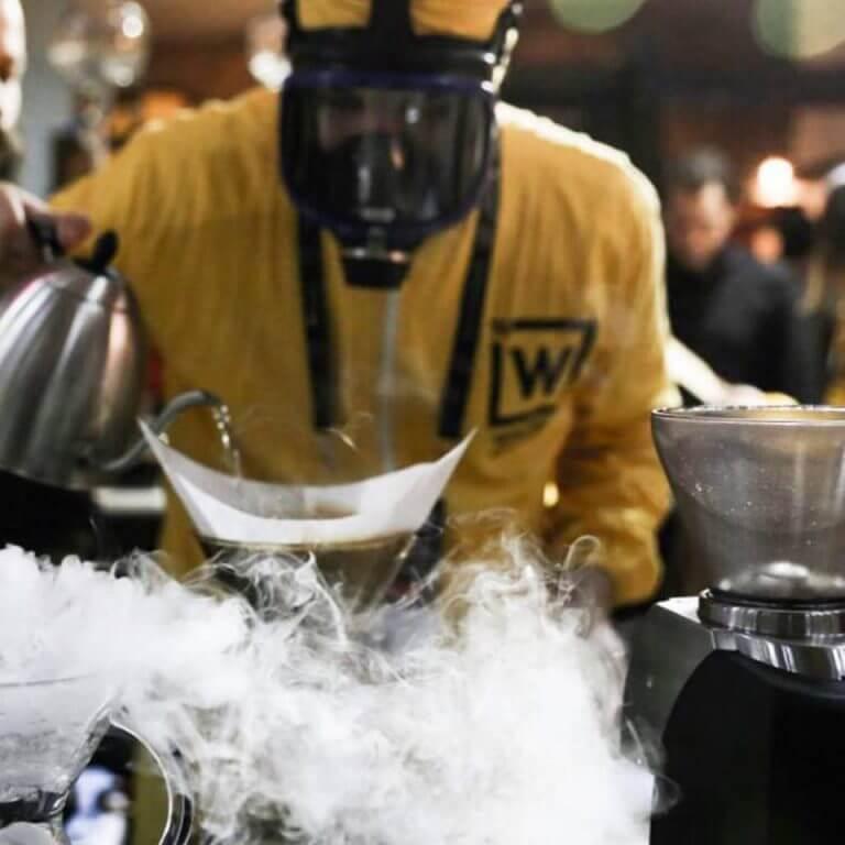 Walter's Coffee Roastery- Café Temático do Breaking Bad | 1001 Dicas de Viagem 1