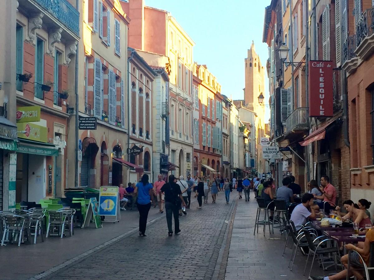 Sul da França, Toulouse