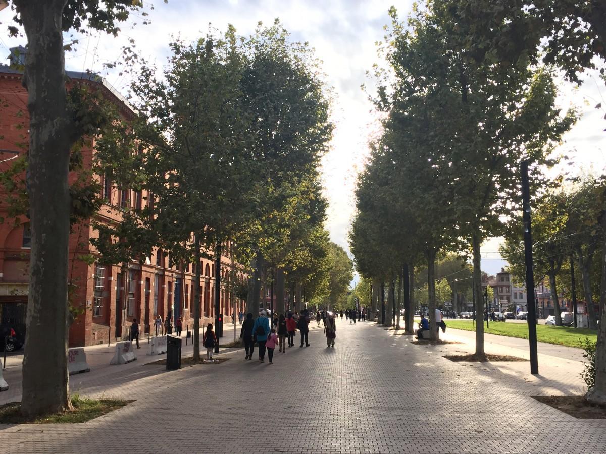 Vivendo em Toulouse