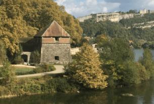 Besançon Franche-Comté France Guide