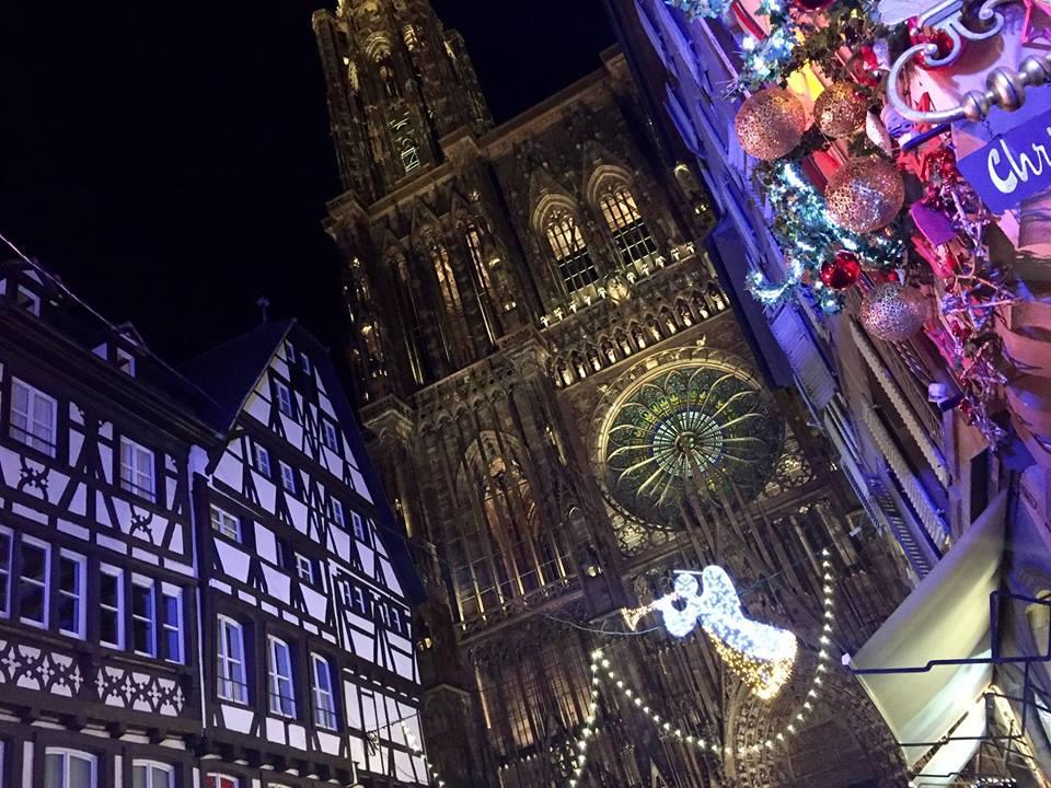 Catedral de Strasbourg. Foto: NiKi Verdot.