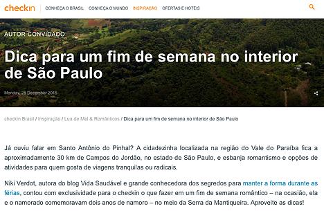 Roteiro para Santo Antônio do Pinhal - Final de semana em São Paulo Trivago