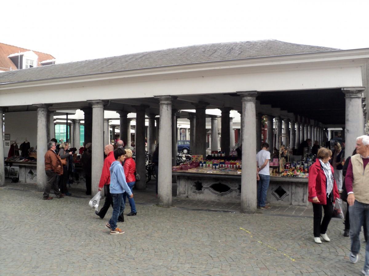 Vismarkt Brugge