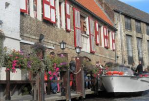 Roteiro em Bruges - Roteiro em Brugge - Bruges em 1 dia - O que fazer em Bruges 1001 Dicas de Viagem