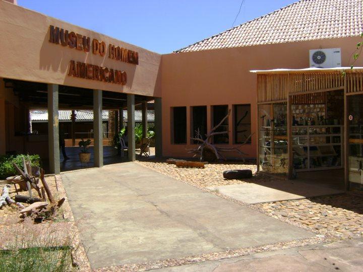 Museu Parque Nacional Serra da Capivara