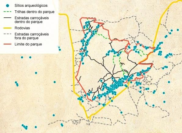 Parque Nacional (Parna) da Serra da Capivara