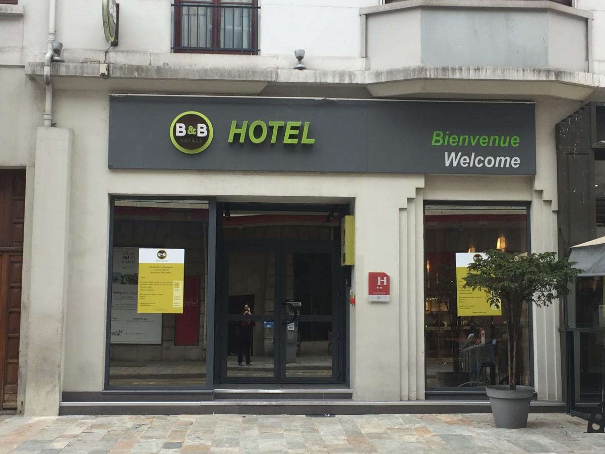 Hospedagem Econômica em Dijon