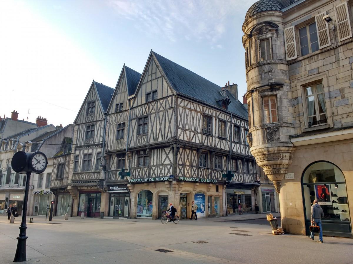 Roteiro em Dijon