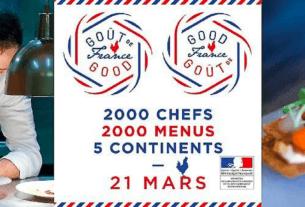 Culinária francesa em São Paulo - Jantar Goût de France Good France - Gastronomia francesa | 1001 Dicas de Viagem