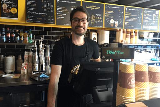 Columbus Café - Barista na França | 1001 Dicas de Viagem