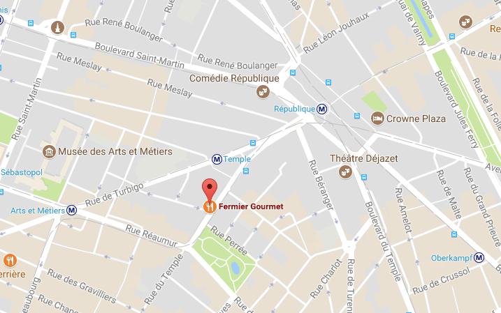 Onde comer bem e barato em Paris