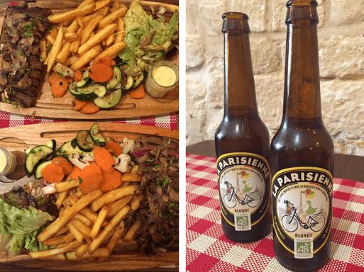 Review Restaurante Fermier Gourmet em Paris