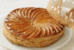 Recette Galette des Rois Receita da Galete dos Reis Receitas Francesas Cozinha francesa | 1001 Dicas de Viagem