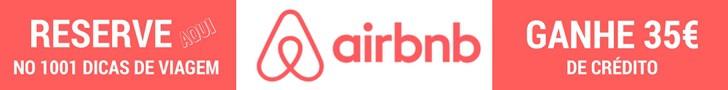 Cupom de desconto AirBnb | 1001 Dicas de Viagem