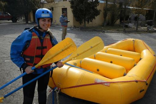 Rafting Potrerillos Mendoza