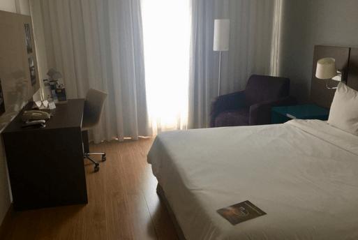 Roteiro no Vale do Paraíba: onde se hospedar em São José dos Campos - Hotel Mercure São José dos Campos | 1001 Dicas de Viagem