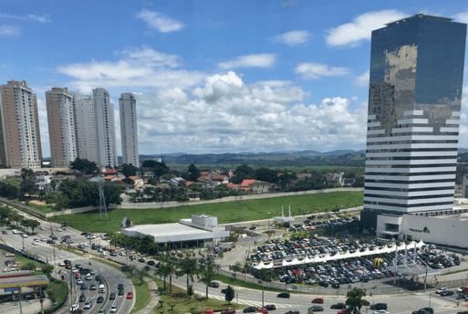Hotel em São José dos Campos - Mercure Hotel São José dos Campos